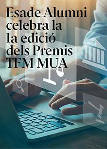 Esade Alumni celebra la 1a edició dels Premis TFM MUA