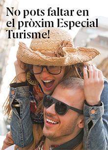 No pots faltar en el pròxim 'Especial Turisme'!