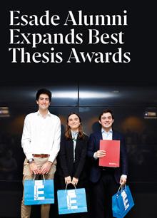 Esade Alumni Expands Best Thesis Awards