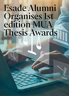 ESADE Alumni Organises 1st MUA Thesis Awards
