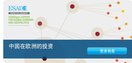 中国在欧洲的投资