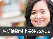 Follow ESADe - Weibo